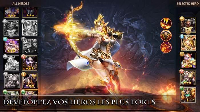 Trial of Heroes pour Ordinateur