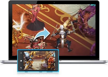Trial of Heroes sur PC et Mac avec Bluestacks