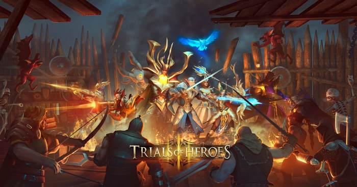 Trial of Heroes pour PC Windows et Mac